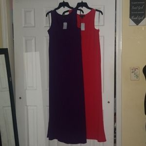 Forever21 Long Dress Bundle